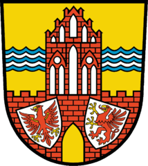Wappen des Landkreises Uckermark
