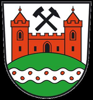 Merkers-Kieselbach - Image: Wappen Merkers Kieselbach