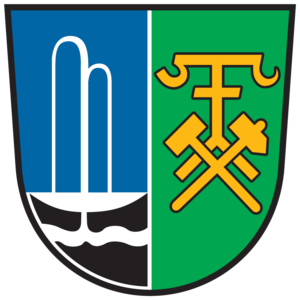 Bad Bleiberg - Image: Wappen at bad bleiberg