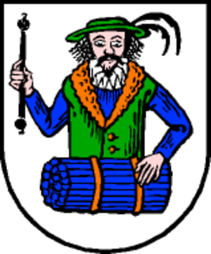 Strobl - Image: Wappen at strobl