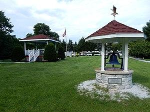 Middleport, Pennsylvania - Image: War Memorial, Middleport PA 02