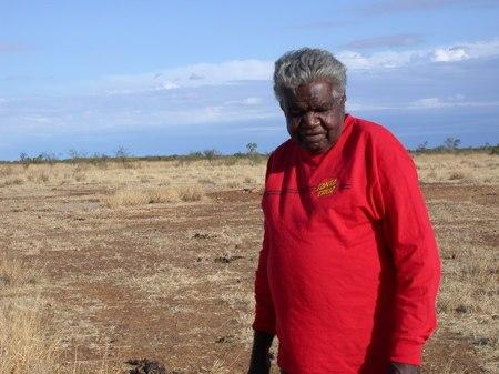 Warumungu native