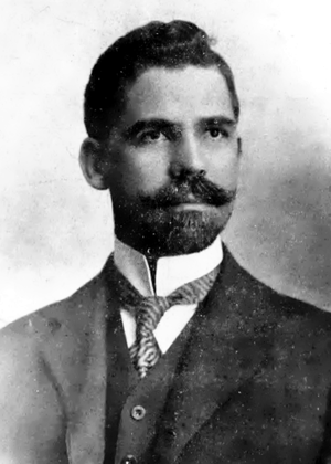 Washington Luís - Washington Luís in 1914