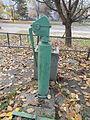 Water well (NE) at Kossuth street in Budajenő.JPG