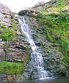 Waterfall on the river Clydach, Black Mountain - geograph.org.uk - 41133.jpg
