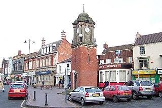 Wednesbury Human settlement in England