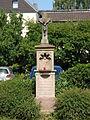 Wegkreuz Martinuskirchstrasze Paul-Gerhardt-Strasze P7200245.JPG