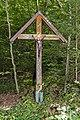 Wegkreuz aus Holz, Weierbësch bei Dreiborn 02.jpg