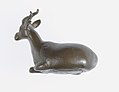 Weight of 3 Deben in the Shape of a Gazelle MET 68.139.1 lp.jpg