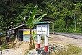 Welcome gate to Natambang Roncitan, Arse, Tapanuli Selatan 02.jpg
