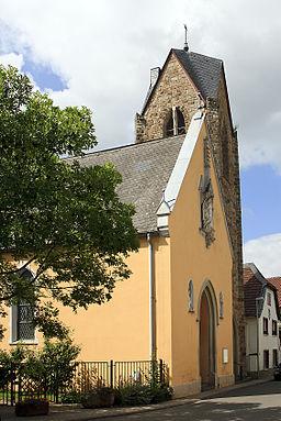 Welgesheim Katholische Kirche 20100831