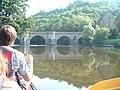 Werra Kahnutour durch die mittelalterliche Brücke - panoramio.jpg