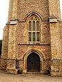West Monkton church (2021) west entrance.JPG
