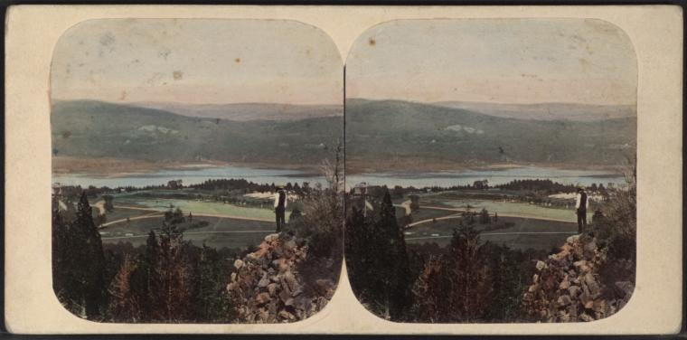 West Point, from Fort Putnam. (3990857882)