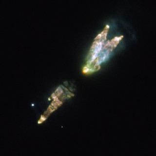 Protoplanetary nebula Type of astronomical object