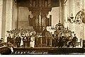 Westerkerk Koor 1913.jpg