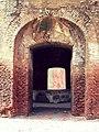 Western Door (grave inside) - Tomb of Prince Parwaiz, Lahore.jpg