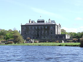 Westport House from the boating lake.JPG