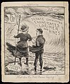 What Are the Wild Waves Saying! (Senate Committee exonerates Lorimer and Hines - waves about to... (NBY 5455).jpg