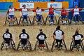 Wheelchair basketball at the 2004 Summer Paralympics.jpg