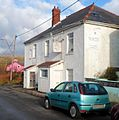 White Lion pub viewed from the south, Cefn Cribwr - geograph.org.uk - 3268308.jpg