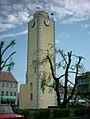 Wieża ratuszowa w Bierutowie, 2004.jpg