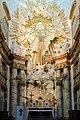 Wien - Karlskirche, Hochaltar.JPG