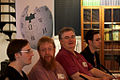 WikiConference UK 2012 - GLAM panel 3.jpg