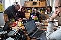 WikiSCI workcamp 02.jpg