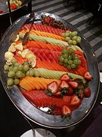 Wikimania 2015-Thursday-Food for hungry Hackathon people (5).jpg