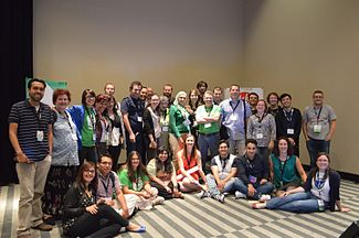 Wikimania 2015 Education Pre-Conference 39.jpg