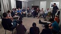 Wikimania 2018 by Samat 076.jpg