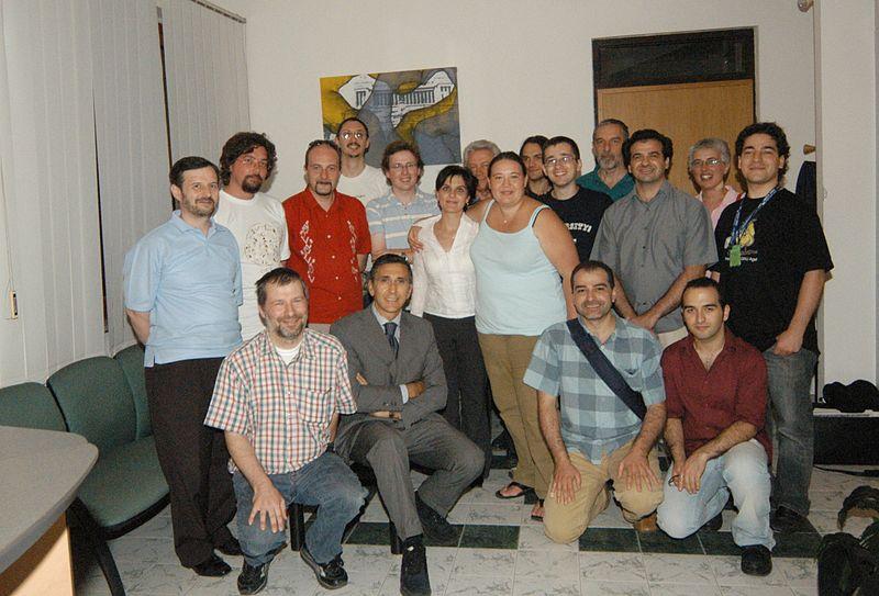 [i fondatori di Wikimedia Italia]