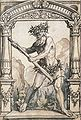 Wild Man, design for a Stained Glass Window by Hans Holbein the Younger.jpg