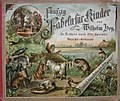 Wilhelm Hey - Fünfzig Fabeln für Kinder. In Bildern nach Otto Speckter. Pracht-Ausgabe 1888.jpg