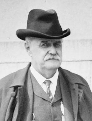 William Bailey Howland - William Bailey Howland circa 1913