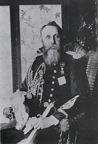 William Hyde Rice - Image: William Hyde Rice in uniform