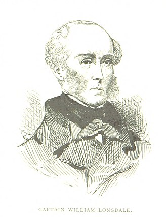 William Lonsdale (colonist) - Image: William Lonsdale