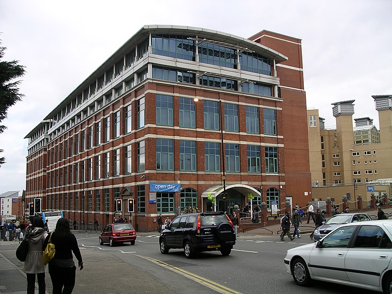 File:William Morris building, Coventry University.jpg