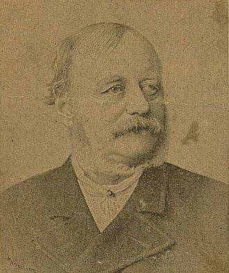 William Nevill, 1st Marquess of Abergavenny - Nevill circa 1888