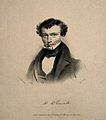 William Whewell. Lithograph by W. Drummond, 1835, after E. U Wellcome V0006266.jpg