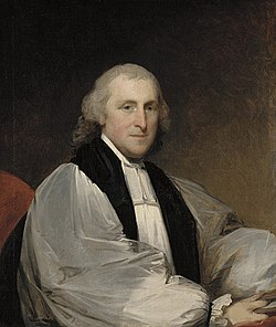 William white bishop episcopal church usa 1795