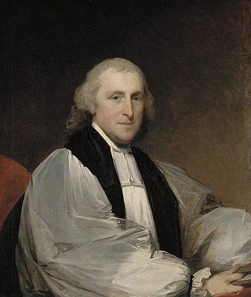 William white bishop episcopal church usa 1795