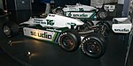 Williams FW08B left 2017 Williams Conference Centre.jpg