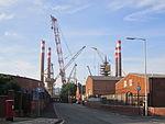 Wind turbine platform at Cammell Laird, Birkenhead (2).JPG