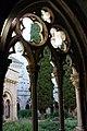 Window - Cloister of Monastery of Poblet - Catalonia 2014.JPG