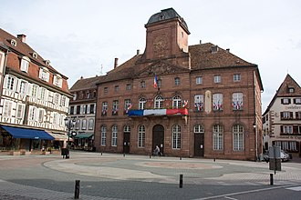 Wissembourg - Town hall