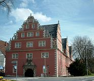Wolfenbüttel Zeughaus HAB