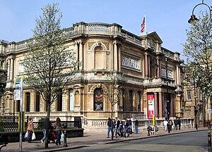 Wolverhampton Art Gallery - Wolverhampton Art Gallery