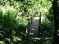 Wooden Footpath Bridge - geograph.org.uk - 295837.jpg